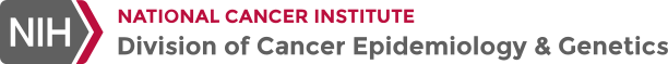 National Cancer Institute - Division of Cancer Epidemiology & Genetics